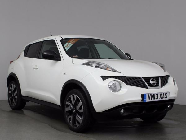(2013) Nissan Juke 1.5 dCi N-Tec 5dr Satellite Navigation - Bluetooth Connection - USB Connection - Cruise Control