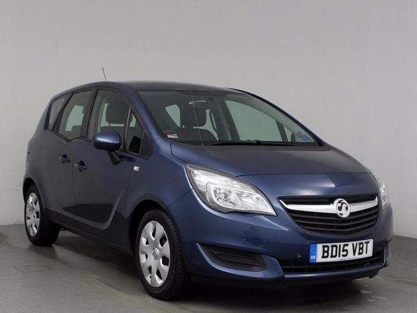 (2015) Vauxhall Meriva 1.7 CDTi 16V Exclusiv 5dr Auto - MPV 5 SEATS £940 Of Extras - Parking Sensors - Aux MP3 Input - USB Connection - Cruise