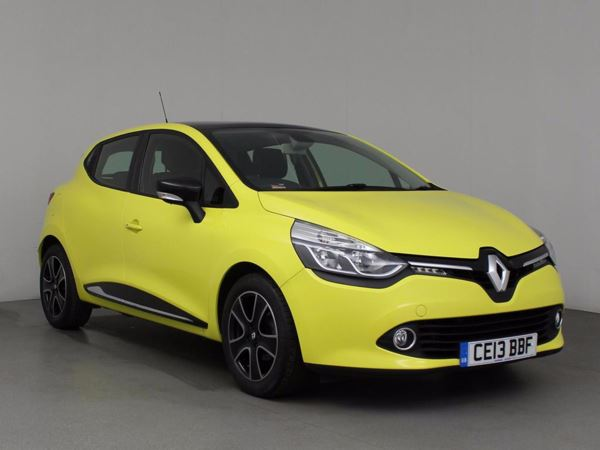 (2013) Renault Clio 1.2 16V Dynamique MediaNav 5dr Panoramic Roof - Satellite Navigation - Bluetooth Connection - Aux MP3 Input