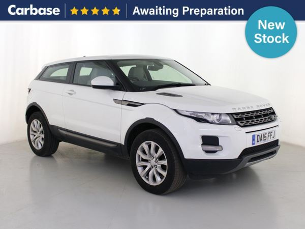 (2015) Land Rover Range Rover Evoque 2.2 eD4 Pure 3dr [Tech Pack] 2WD Satellite Navigation - Bluetooth Connection - Parking Sensors - DAB Radio - Aux MP3 Input