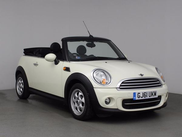 (2011) MINI Convertible 1.6 Cooper D £1640 Of Extras - Luxurious Leather - £20 Tax - Parking Sensors - DAB Radio