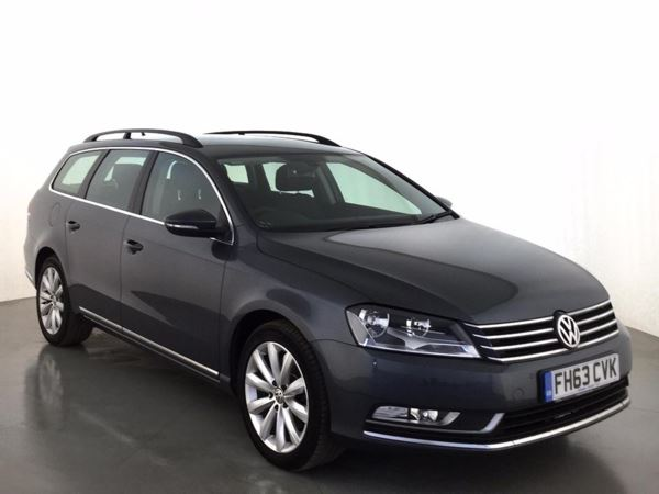 (2014) Volkswagen Passat 2.0 TDI Bluemotion Tech Highline 5dr £810 Of Extras - Satellite Navigation - Bluetooth Connection - £30 Tax