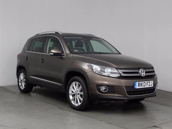 (2013) Volkswagen Tiguan 2.0 TDi BlueMotion Tech SE 5dr - SUV 5 Seats £720 Of Extras - Bluetooth Connection - Parking Sensors - Alcantara