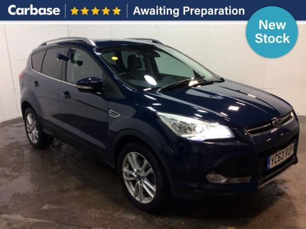 (2013) Ford Kuga 2.0 TDCi 163 Titanium X 5dr Powershift - SUV 5 Seats Panoramic Roof - Satellite Navigation - Luxurious Leather - Bluetooth Connection