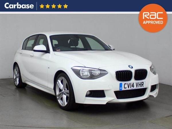 (2014) BMW 1 Series 116d M Sport 5dr £1080 Of Extras - Satellite Navigation - Bluetooth Connection - £30 Tax