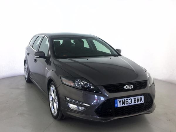 (2014) Ford Mondeo 2.0 TDCi 163 Titanium X Sport 5dr Bluetooth Connection - Parking Sensors - DAB Radio - Aux MP3 Input