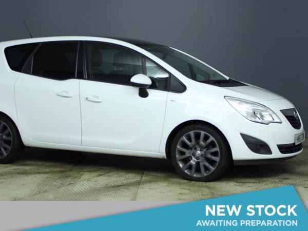 (2011) Vauxhall Meriva 1.4i 16V Exclusiv Limited Edition 5dr - MPV 5 SEATS Aux MP3 Input - USB Connection - Cruise Control