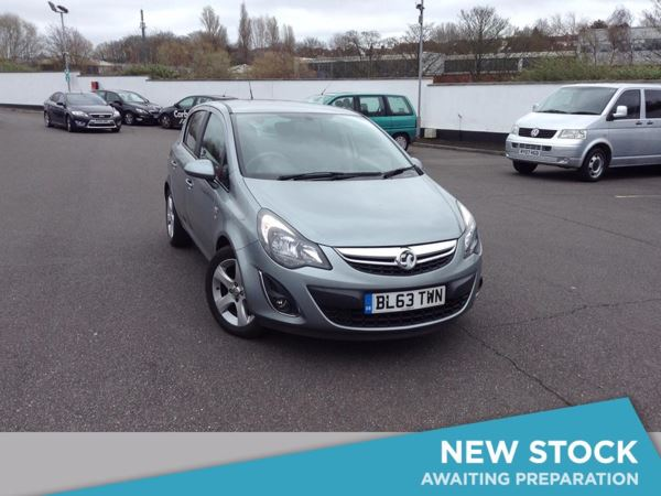 (2013) Vauxhall Corsa 1.4 SXi 5dr [AC] £960 Of Extras - Aux MP3 Input - Cruise Control - Alloys