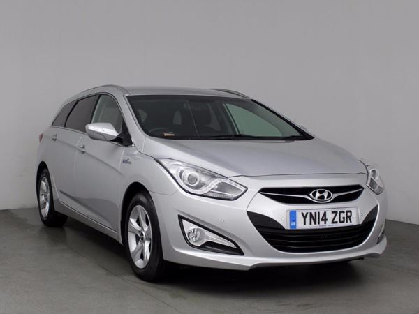 (2014) Hyundai i40 1.7 CRDi [115] Blue Drive Style 5dr Estate Satellite Navigation - Bluetooth Connection - £30 Tax - Parking Sensors