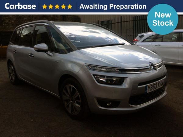 (2014) Citroen C4 Grand Picasso 1.6 e-HDi 115 Airdream Exclusive 5dr - MPV 7 Seats Satellite Navigation - Bluetooth Connection - £20 Tax - DAB Radio - Aux MP3 Input - USB Connection