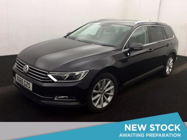 (2015) Volkswagen Passat 2.0 TDI SE Business 5dr DSG Satellite Navigation - Bluetooth Connection - £30 Tax - DAB Radio