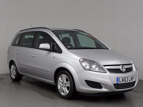 (2013) Vauxhall Zafira 1.7 CDTi ecoFLEX Exclusiv [110] 5dr - MPV 7 SEATS Aux MP3 Input - 6 Speed - Air Conditioning