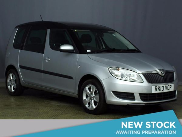 (2013) Skoda Roomster 1.2 TSI 105 SE 5dr - MPV 5 SEATS Aux MP3 Input - Air Conditioning
