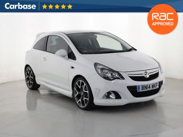 (2014) Vauxhall Corsa 1.6T VXR 3dr DAB Radio - Aux MP3 Input - Cruise Control - 6 Speed - Air Conditioning - Alloys - Front Fogs