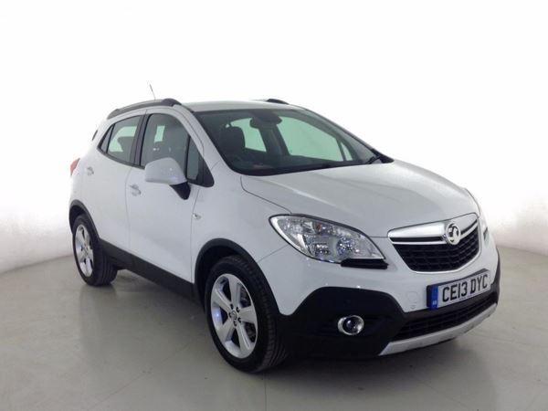 (2013) Vauxhall Mokka 1.7 CDTi Tech Line 5dr - SUV 5 Seats Satellite Navigation - Bluetooth Connection - £30 Tax - Parking Sensors