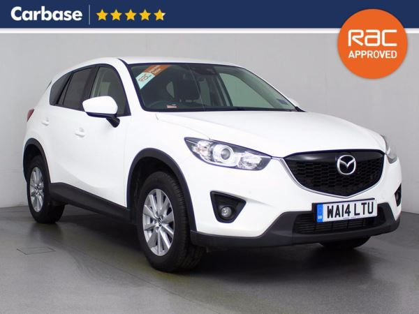 (2014) Mazda CX-5 2.2d SE-L 5dr - SUV 5 Seats Bluetooth Connection - £30 Tax - Parking Sensors - Dual Zone Climate Control