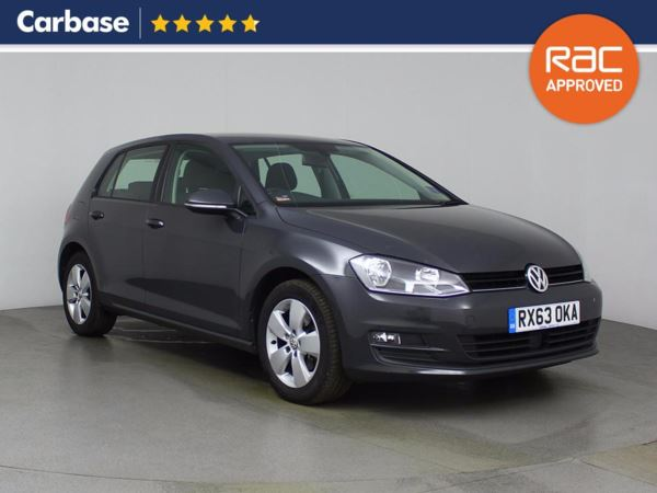 (2013) Volkswagen Golf 1.4 TSI SE 5dr DSG Bluetooth Connection - £30 Tax - DAB Radio - Rain Sensor - Cruise Control