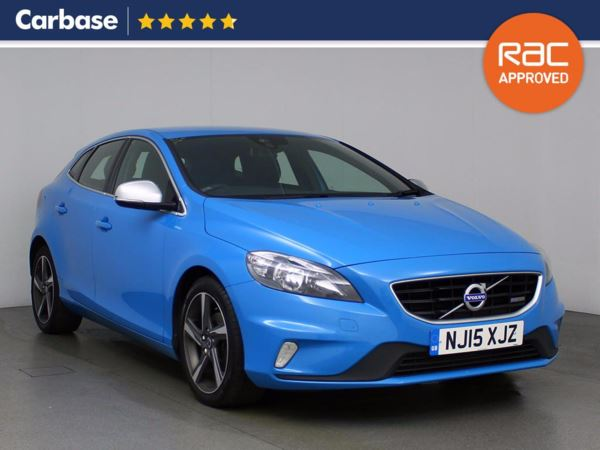 (2015) Volvo V40 D2 R DESIGN 5dr Satellite Navigation - Bluetooth Connection - Zero Tax - DAB Radio