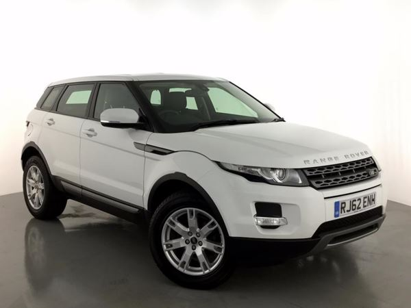 (2012) Land Rover Range Rover Evoque 2.2 eD4 Pure 5dr 2WD Bluetooth Connection - Parking Sensors - DAB Radio - Aux MP3 Input