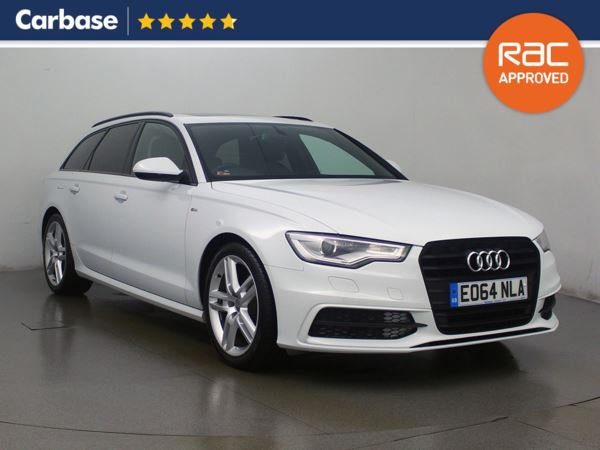 (2015) Audi A6 2.0 TDI Ultra S Line 5dr Avant Panoramic Roof - Satellite Navigation - Bluetooth Connection - Parking Sensors