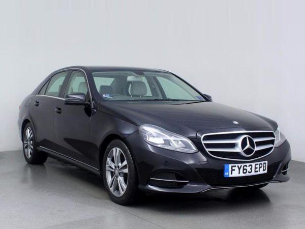 (2013) Mercedes-Benz E Class E300 BlueTEC Hybrid SE 4dr 7G-Tronic Satellite Navigation - Luxurious Leather - Bluetooth Connection - £20 Tax