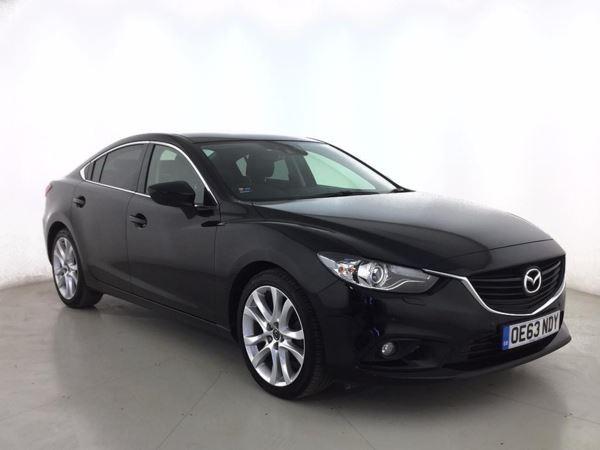 (2014) Mazda 6 2.2d Sport Nav 4dr Satellite Navigation - Bluetooth Connection - £20 Tax - Aux MP3 Input - USB