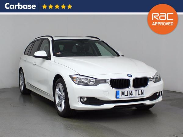 (2014) BMW 3 Series 320d SE 5dr Touring £3310 Of Extras - Panoramic Roof - Satellite Navigation - Luxurious Leather