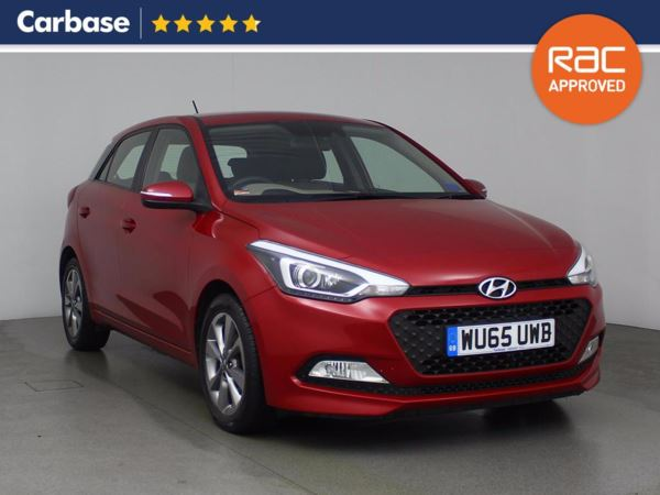 (2015) Hyundai i20 1.4 CRDI SE 5dr Bluetooth Connection - £20 Tax - Parking Sensors - Aux MP3 Input - USB Connectivity