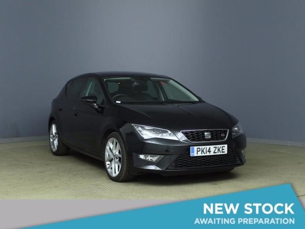 (2014) SEAT Leon 1.4 TSI FR 5dr [Technology Pack] £2190 Of Extras - Satellite Navigation - Bluetooth Connection - £30 Tax