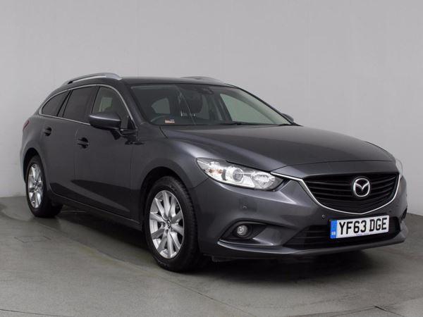 (2014) Mazda 6 2.2d SE-L Nav 5dr Satellite Navigation - Bluetooth Connection - £20 Tax - Aux MP3 Input - USB