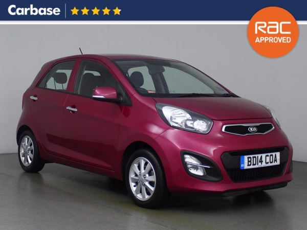 (2014) Kia Picanto 1.25 2 5dr Auto Bluetooth Connection - USB Connection - Air Conditioning - 1 Owner