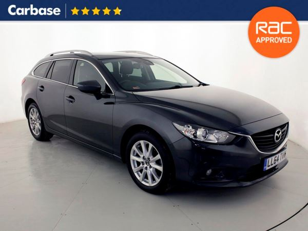 (2014) Mazda 6 2.2d SE-L 5dr Estate Bluetooth Connection - £20 Tax - Parking Sensors - Aux MP3 Input - Rain Sensor - Cruise Control