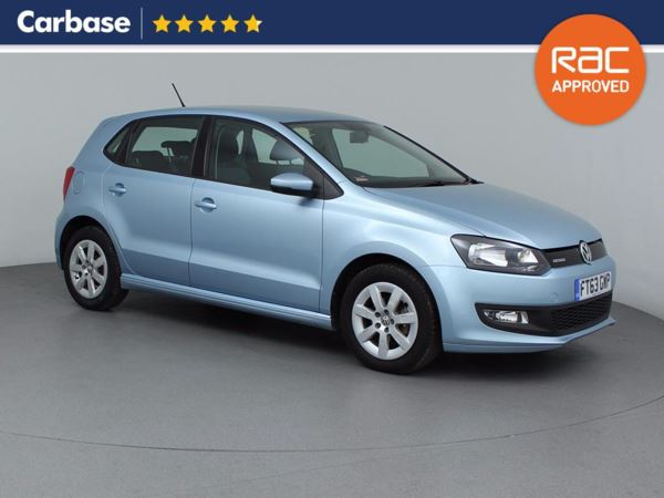 (2014) Volkswagen Polo 1.2 TDI Bluemotion 5dr Bluetooth Connection - Zero Tax - DAB Radio - Aux MP3 Input - Cruise Control