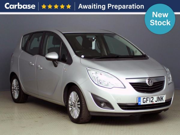 (2012) Vauxhall Meriva 1.4T 16V Excite 5dr - MINI MPV 5 Seats Bluetooth Connection - Aux MP3 Input - USB Connection - Cruise Control