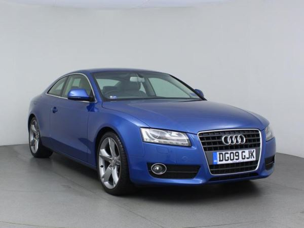 (2009) Audi A5 2.0T FSI Sport £3480 Of Extras - Leather - Parksensors - Climate Control