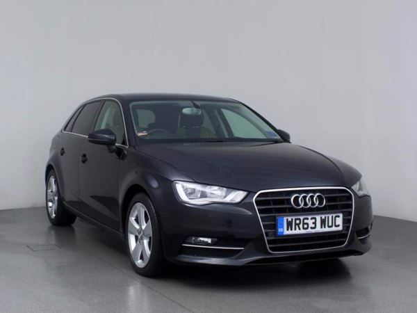 (2013) Audi A3 1.6 TDI Sport 5dr S Tronic £1560 Of Extras - Bluetooth Connection - £20 Tax - Parking Sensors - DAB