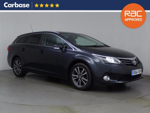 (2014) Toyota Avensis 2.0 D-4D Icon 5dr Estate Bluetooth Connection - £30 Tax - DAB Radio - Aux MP3 Input - USB Connection