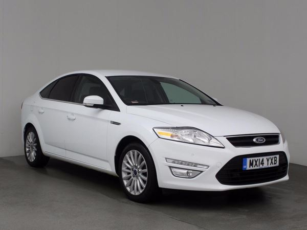 (2014) Ford Mondeo 1.6 TDCi Eco Zetec Business Edition 5dr [SS] Satellite Navigation - Bluetooth Connection - £20 Tax - Parking Sensors