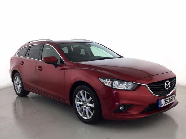 (2014) Mazda 6 2.2d SE-L 5dr Bluetooth Connection - £20 Tax - Parking Sensors - Rain Sensor - Cruise Control
