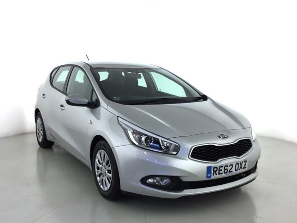 (2012) Kia Ceed 1.6 CRDi 1 EcoDynamics 5dr 1 Owner - Zero Tax - Bluetooth Connection - Aux Mp3 Input - Air Conditioning