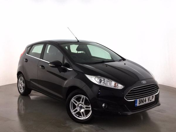 (2014) Ford Fiesta 1.25 82 Zetec 5dr £695 Of Extras - Bluetooth Connection - £30 Tax - Aux MP3 Input