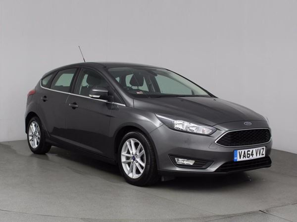 (2015) Ford Focus 1.6 TDCi 115 Zetec 5dr Bluetooth Connection - £20 Tax - DAB Radio - Aux MP3 Input - USB Connection