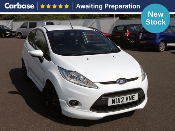 (2012) Ford Fiesta 1.6 Zetec S 3dr Bluetooth Connection - Aux MP3 Input - USB Connection - Air Conditioning