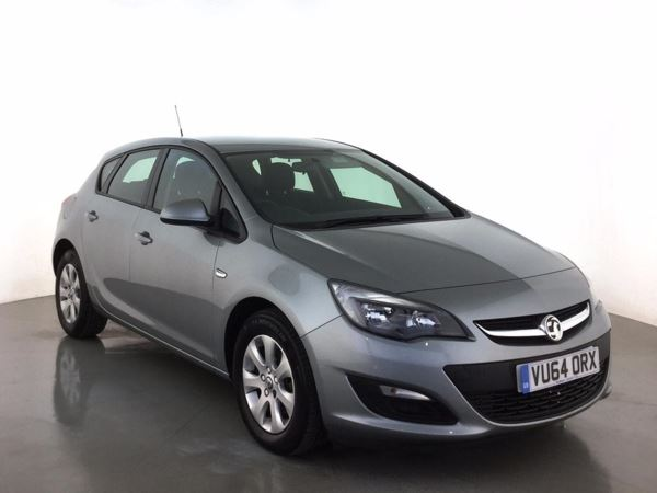 (2014) Vauxhall Astra 1.6 CDTi 16V ecoFLEX 136 Design 5dr £20 Tax - Aux MP3 Input - Cruise Control - Air Conditioning - 1 Owner