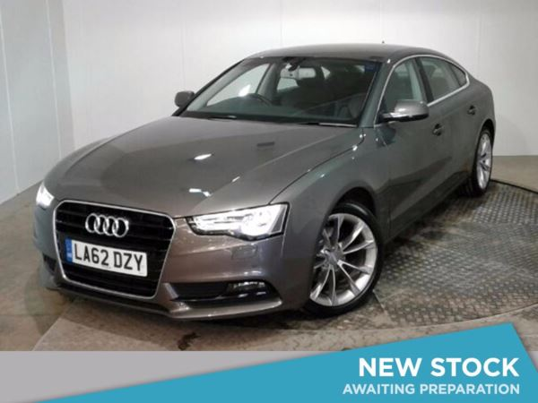 (2013) Audi A5 2.0 TDI 177 SE Technik 5dr £5350 Of Extras - Satellite Navigation - Luxurious Leather - Bluetooth Connectivity