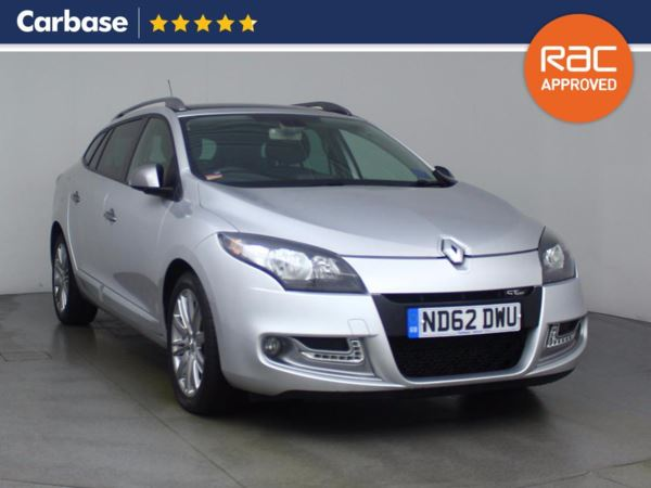 (2013) Renault Megane 1.6 dCi 130 GT Line TomTom 5dr Estate £1090 Of Extras - Panoramic Roof - Satellite Navigation - Bluetooth Connectivity