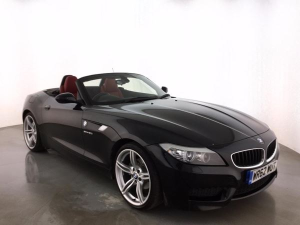 (2012) BMW Z4 20i sDrive M Sport 2dr Convertible £1055 Of Extras - Luxurious Leather - Bluetooth Connection - Aux MP3 Input