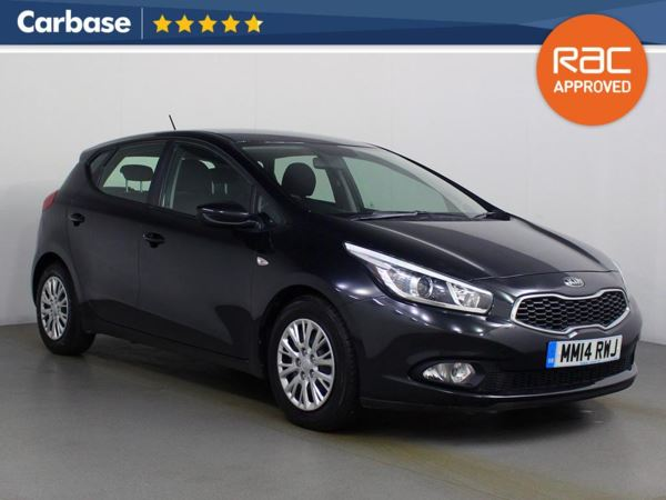 (2014) Kia Ceed 1.4 CRDi 1 5dr Bluetooth Connection - Aux MP3 Input - USB Connection - 1 Owner - Air Conditioning