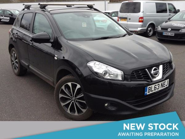 (2013) Nissan Qashqai 1.5 dCi [110] 360 5dr Panoramic Roof - Satellite Navigation - Bluetooth Connection - USB Connection