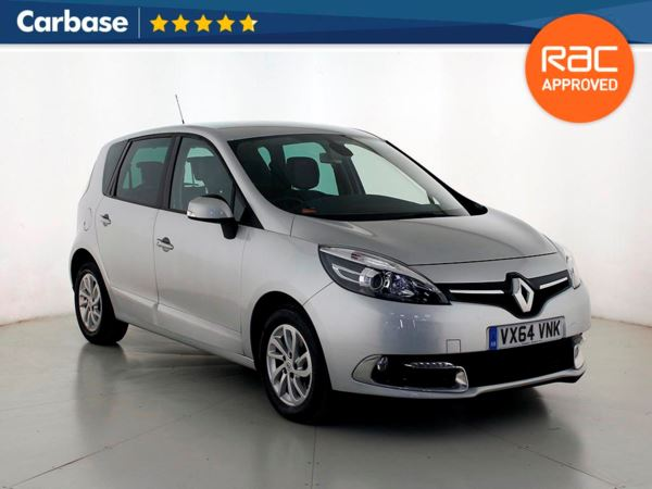 (2014) Renault Scenic 1.5 dCi Dynamique TomTom Energy 5dr [Start Stop] - MPV 5 Seats £525 Of Extras - Satellite Navigation - Bluetooth Connection - Aux MP3 Input - USB Connection